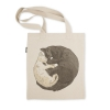 阿科家的猫:抱抱猫 帆布包(单肩款)
